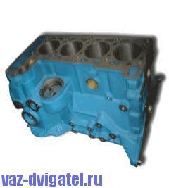 bc vaz 2106 - Блок цилиндров ВАЗ-2106 б/у