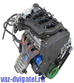 dvigatel vaz 11194 kalina - Двигатель ВАЗ-11194 б/у в сборе