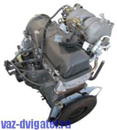 dvigatel vaz 2104i 1 - Двигатель ВАЗ-2104i новый в сборе