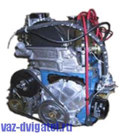 dvigatel vaz 2106 1 - Двигатель ВАЗ-2106 новый в сборе