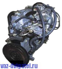 dvigatel vaz 2111 - Двигатель ВАЗ-2111 б/у в сборе