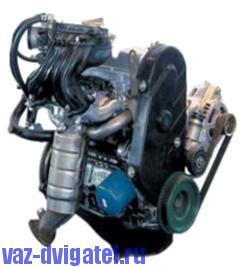 dvigatel vaz 21114 - Двигатель ВАЗ-21114 б/у в сборе