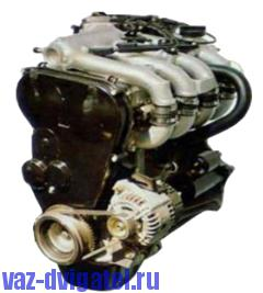 dvigatel vaz 2112 - Двигатель ВАЗ-2112 б/у в сборе