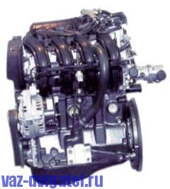 dvigatel vaz 21124 1 - Двигатель ВАЗ-21124 новый в сборе