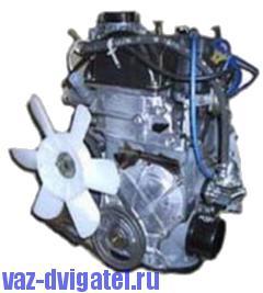 dvigatel vaz 21213 niva - Двигатель ВАЗ-21213 б/у в сборе