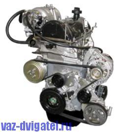 dvigatel vaz 2123 shevi niva 1 - Двигатель ВАЗ-2123 новый в сборе