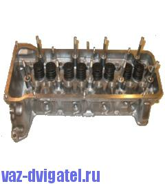 gbc vaz 21214 1 - Головка блока цилиндров 21214 с ГК