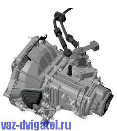 mkpp vaz 2181 kalina granta - Коробка передач ВАЗ-2181 Калина