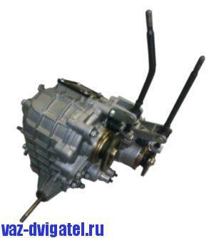 razdatka 21214 300x334 - Раздаточная коробка ВАЗ-21214